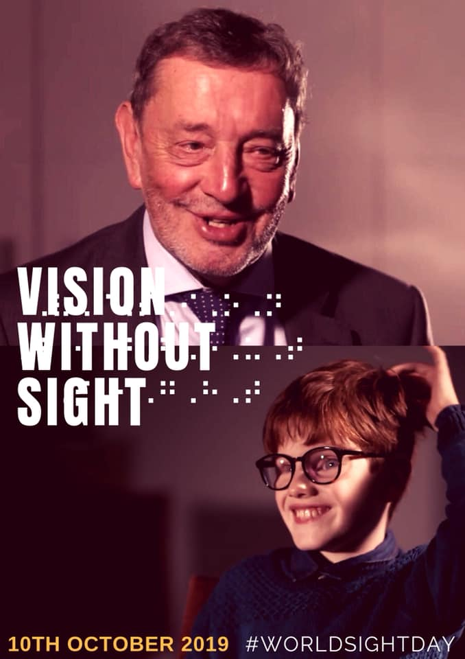 Vision Without Sight poster