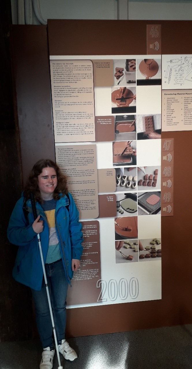 harriet chocolate museum
