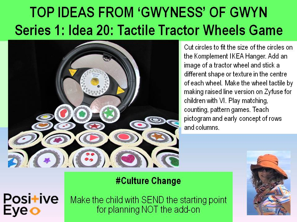 tactile tractor wheels game